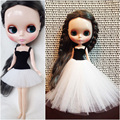 1pcs Blyth Doll Dress Ballet Clothes for Blyth Doll Girls Toy Gift