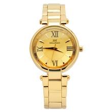 Женщины BELLMERS люксовый бренд Мода Повседневная кварцевые часы Сталь Ремешок спорт Леди relojes mujer женщины наручные часы Платье Девушки