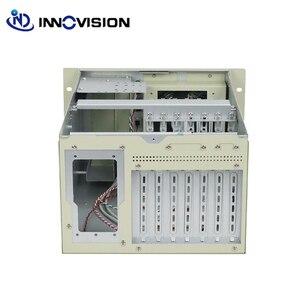 Image 4 - Stabilny wallmounted podwozie IPC2407A przemysłowe obudowa komputera wspieranie 7 gniazdo przemysłowe, aby zamówić ofertę ISA płyta montażowa