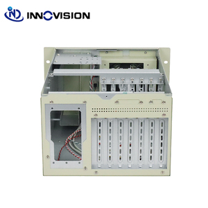Image 4 - Stable wallmounted chassis IPC2407A industrial computer case supporting 7slot industrial ISA backplane