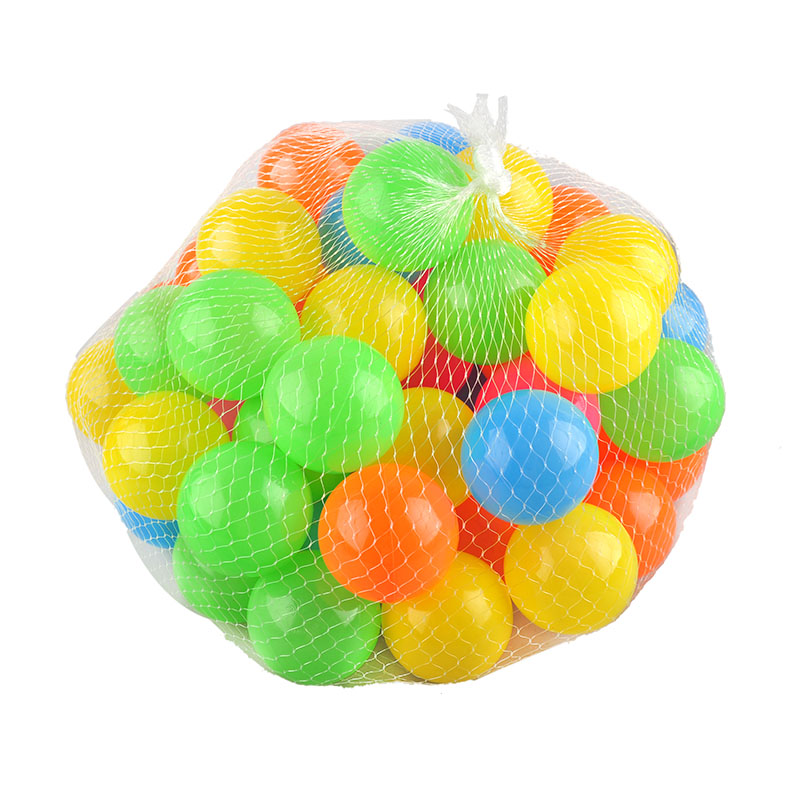 Wholesale 50pcs/lot children kid colorful soft funny water pool tent plastic baby toy ball pit ocean balls for kids game
