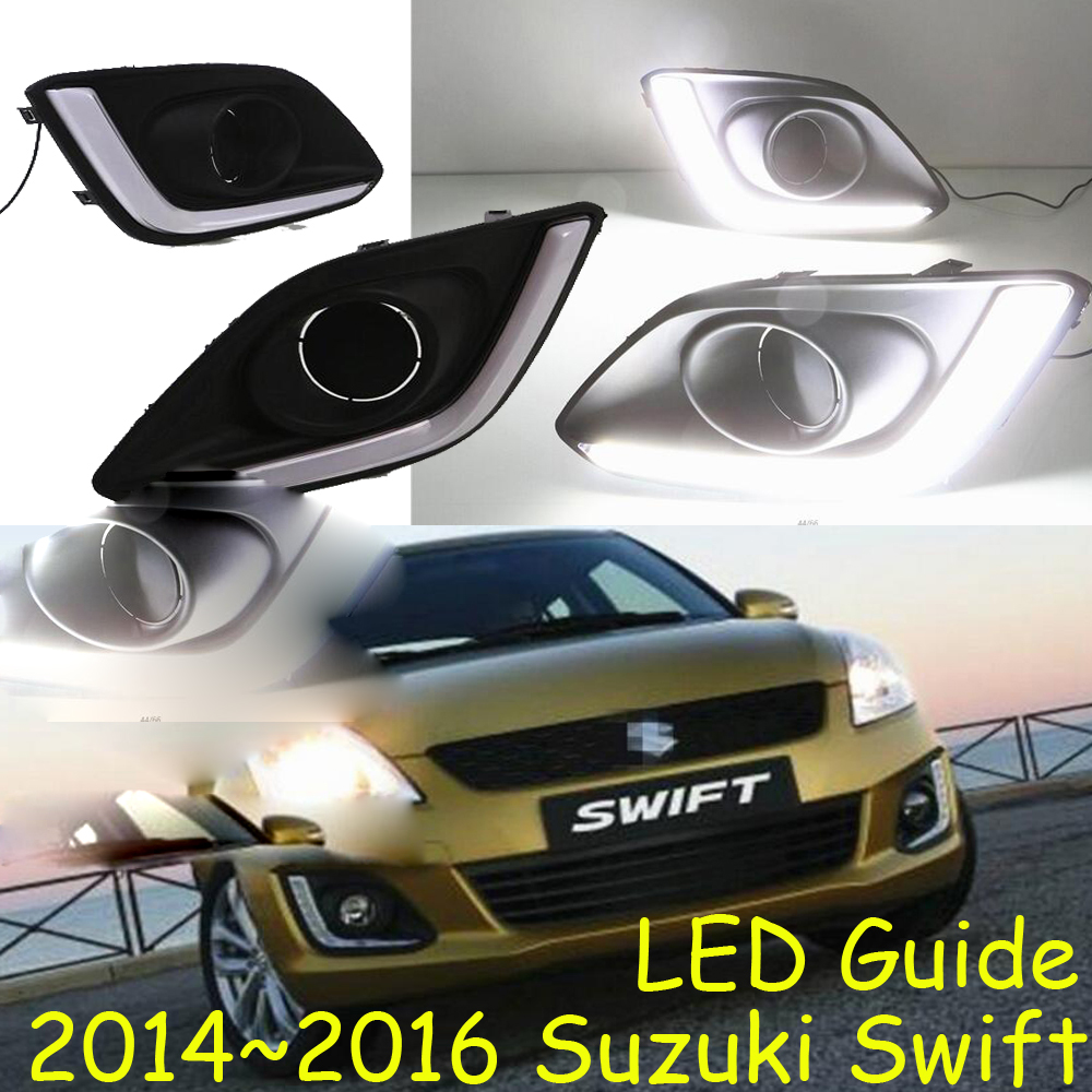 LED,2014~2016 Swift daytime Light,Swift fog light,Swift headlight;Aerio,Ciaz,Reno,kizashi,s-cross,samurai;Swift headlight swift gulliver s travels norton critical editio ns cloth