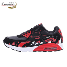 Crocodile Original Men Air Cushioning Sneaker Shoes Jogging Running Breathable Athletic Tennis Hombre Sport for Mens