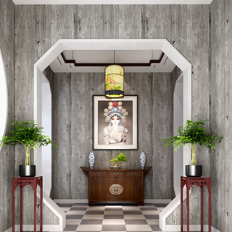 Vintage Chinese perspective graining papel de parede wallpaper ceiling living room ceiling tatami study paved 3D wallpaper wood blue earth cosmic sky zenith living room ceiling murals 3d wallpaper the living room bedroom study paper 3d wallpaper