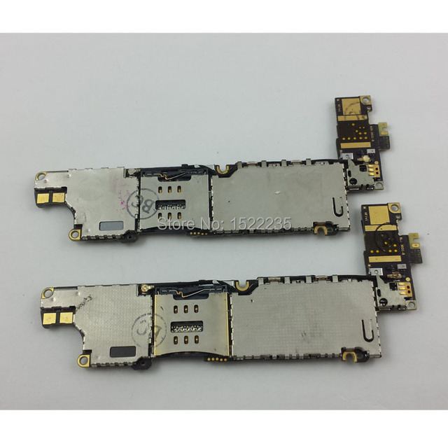 16G Unlocked For iphone 4s Mainboard,100% Original For iphone 4s Motherboard with Chips,Good Working Free Shipping