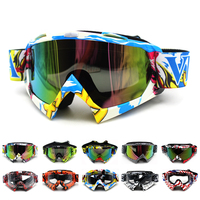 2016 Oculos Motocross Goggles Glasses Cycling MX Off Road Helmets Ski Sport Gafas Motorcycle Dirt Bike