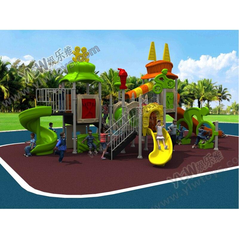 CE/TUV certificates amusement plastic outdoor playground YLW-OUT1633CE/TUV certificates amusement plastic outdoor playground YLW-OUT1633