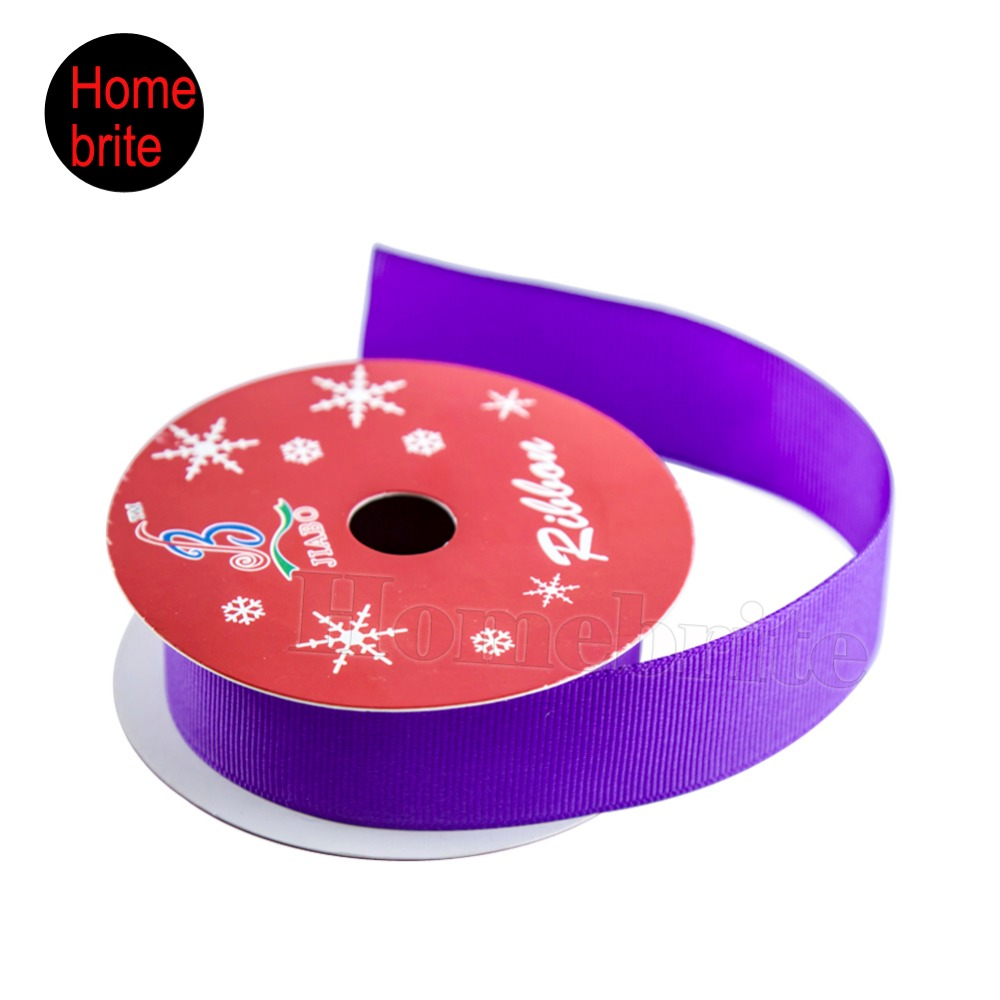 №Christmas Silk Satin Ribbon Wedding Party Craft Decoration ...