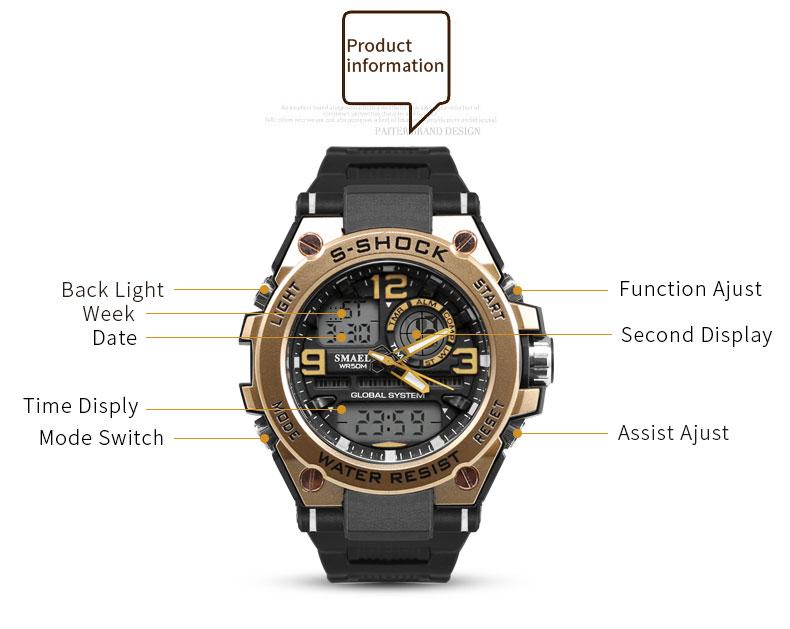 10.digital watch 2017