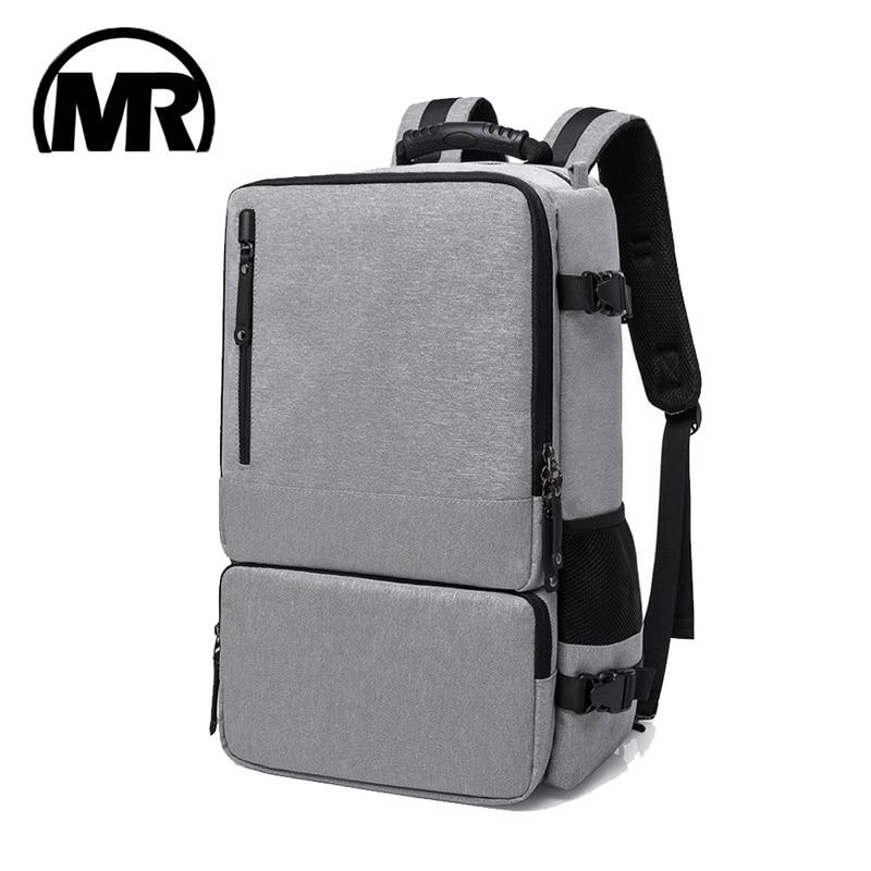 MARKROYAL Oxford Waterproof Men s Backpack Multi purpose Three use Business Large Capacity Travel Backpack College