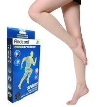 Az Orvosi Borjú támogatja a Compression Shin Guard 20-30 mmHg-ot a jóga és a sport számára