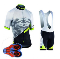 Northwave 2019 NW Men's Cycling Jersey Summer Short Sleeve Set Maillot bib shorts Bicycle Clothes Sportwear Shirt Clothing Suit