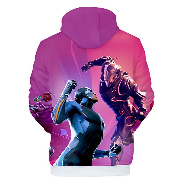 Men/Women Clothes Fortnight Night 3D Color Printing Shadow Assassin Hooded Sweatshirts Hip Hop Tops Fashion Wear Hot Selling 3