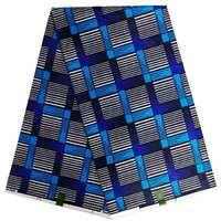 popular real wax african hitarget wax prints sewing fabric for wedding dresses nigeria ankara 100% cotton fashion wax fabric