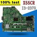 X55CR материнская плата I3-2370 4GMemory REV3.2 для ASUS X55CR X55VD материнская плата для ноутбука X55CR материнская плата X55CR тест на материнскую плату 100% ОК