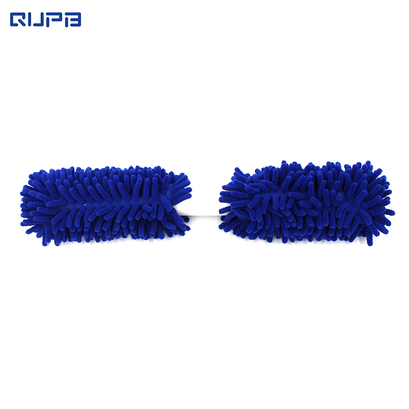 QUPB Paintball Pod Swab Soft Microfiber Wool Replaceable Blue One/Two Wool Head Options Free Shipping SWB001