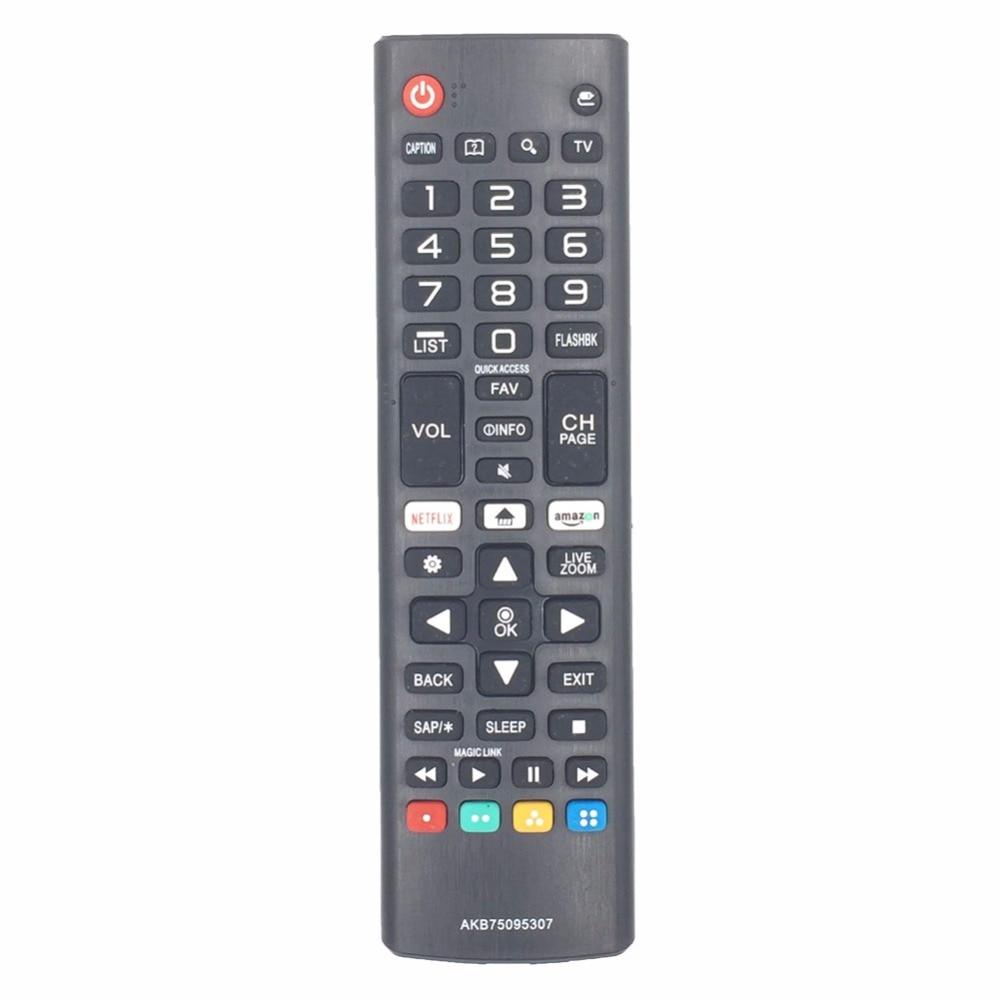 AKB75095307 AKB75095303 Remote Control for LG led TV 55LJ550M 32LJ550B 32LJ550M-UB with amazon/netflix buttons APP