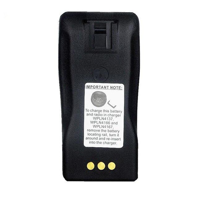 motorola 7 4v lithium ion battery. original 7.4v 1800mah li-ion battery for walkie talkie motorola gp3688 gp3188 ep450 pr400 7 4v lithium ion :