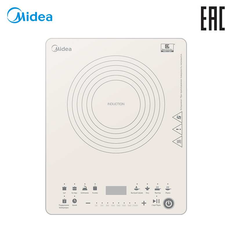 Induction cooker Midea MC-IN2111 мультиварка xiaomi induction heating rice cooker 2 3l