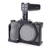 MAGICRIG DSLR Camera Cage with Top Handle for Sony A6000/ A6