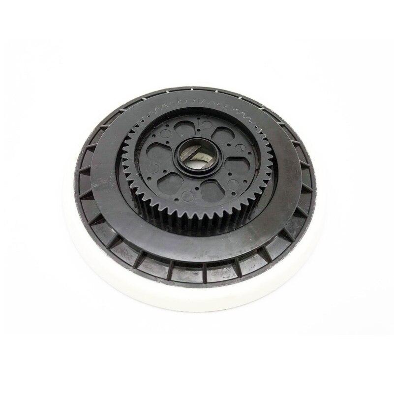 5 pulgada 5.5 pulgada 125mm 147mm Almohadilla de lijado Soporte de la - Accesorios para herramientas eléctricas - foto 4