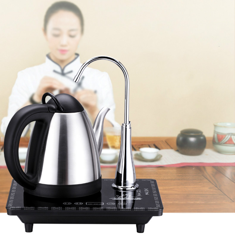 все цены на Automatic upper water electric kettle tea burner ware household Anti-dry Protection