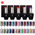 MSHARE 120 Colors 15ML LED UV Nail Gel Polish Gel Lacquer DIY Nail Art Colorful Long Lasting Gel Nail Manicure Germany Material