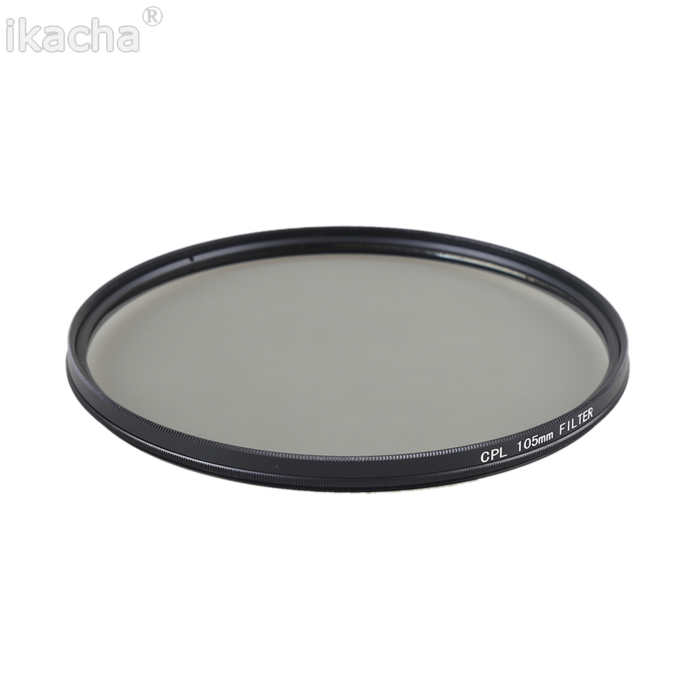 86mm 95mm 105mm CPL Filtre Polarisant Circulaire CIR-PL Filtre Pour Olympus Sony Nikon Canon Pentax Objectif Hoya caméra