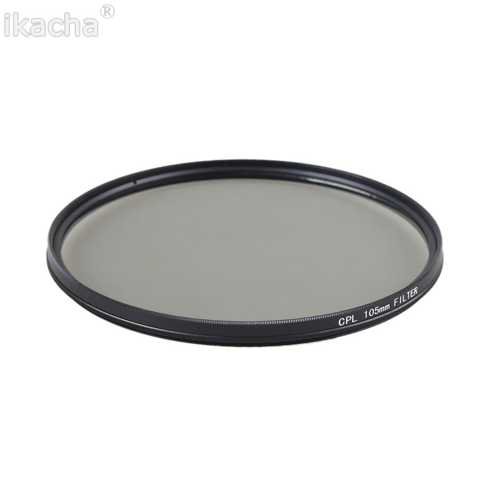 86mm 95mm 105mm CPL filtro CIR-PL circular polarizador para Olympus Sony Nikon Canon Pentax hoya lente cámara
