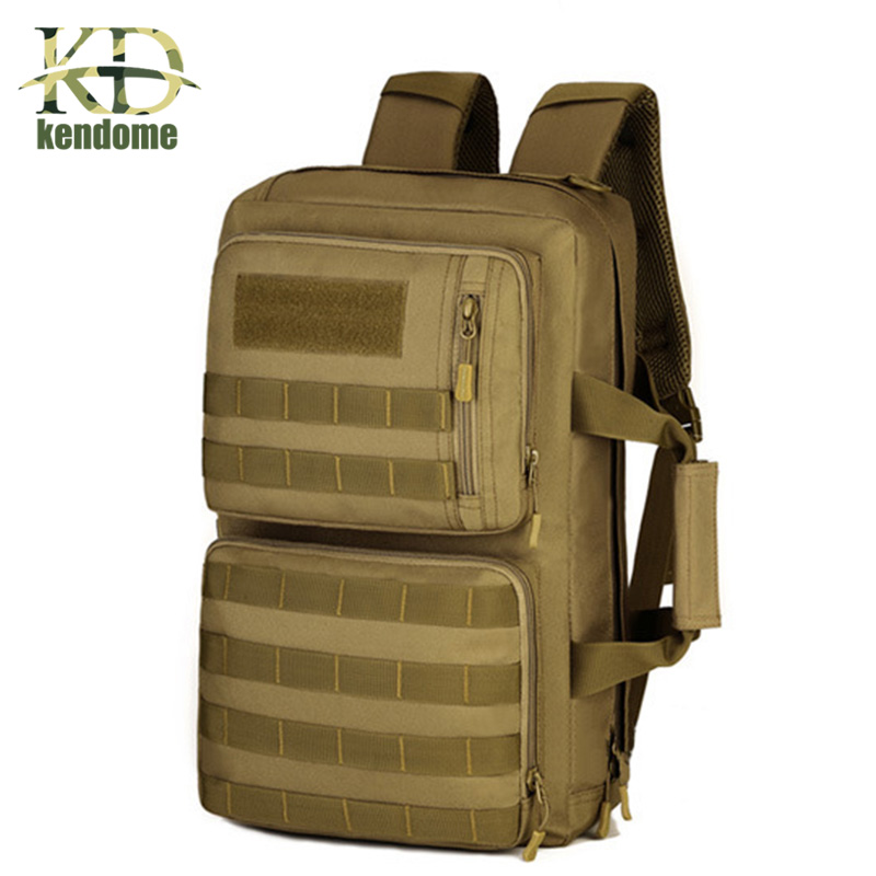 K&D <font><b>Outdoor</b></font> Military Army Tactical Backpack Molle waterproof camouflage Rucksack Pack Hunting Sports Hiking Camping Shoulder <font><b>Bag</b></font>