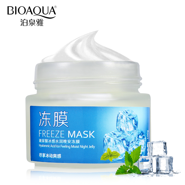 menthol facial cream Collagen