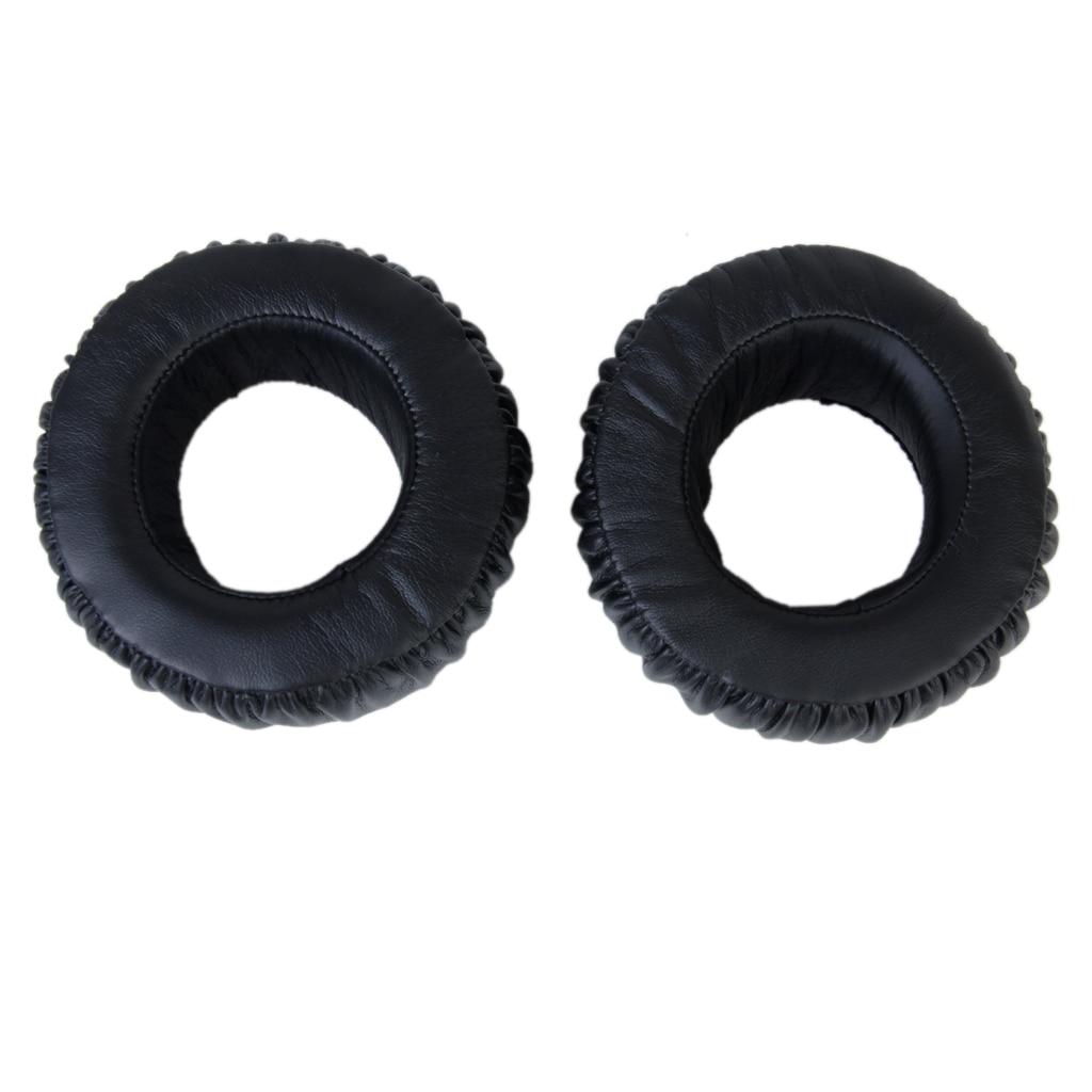 bilder für Schwarz Ersatz Ohrpolster Pads Ohrpolster Für SONY MDR-XB700 Kopfhörer