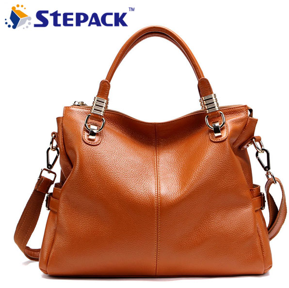 ФОТО 2016 New Famous Women  Messenger Bags Geniune Leather High Quality Women Crossbody Bags Shoulder Bags for Women WMB0058