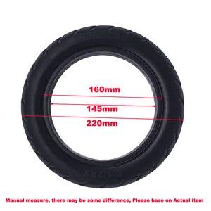 Image 2 - Neumáticos para patinete eléctrico Xiaomi, llantas sin cámara de 8 1/2x2, neumáticos sólidos, sin inflado, accesorio para neumáticos