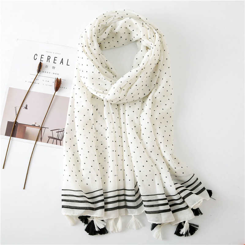 Canada and Mexico Retro Flag Cashmere Scarf Shawl Wraps Super Soft Warm Tassel Scarves For Women Office Worker Travel