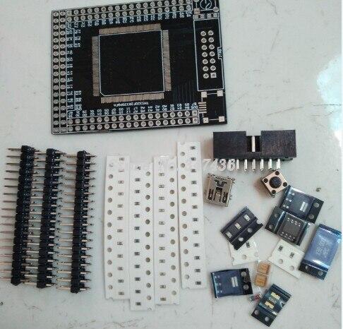 Enthusiastic Dspic Development Board Dspic33ev Series Development Board Microchip Dspic33ev256gm104 Networking