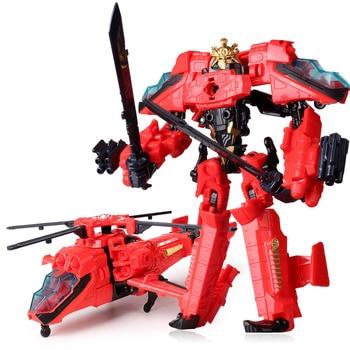 19cm Transformation Car Robot Toys Bumblebee Optimus Prime Megatron Decepticons Jazz Collection Action Figure Gift For Kids - J