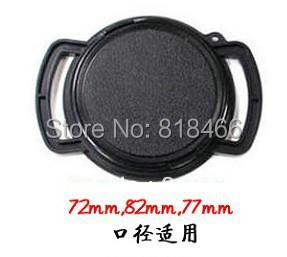 Camera Lens Cap keeper 72 mm 77mm 82mm Universal Anti-losing Buckle Holder Keeper