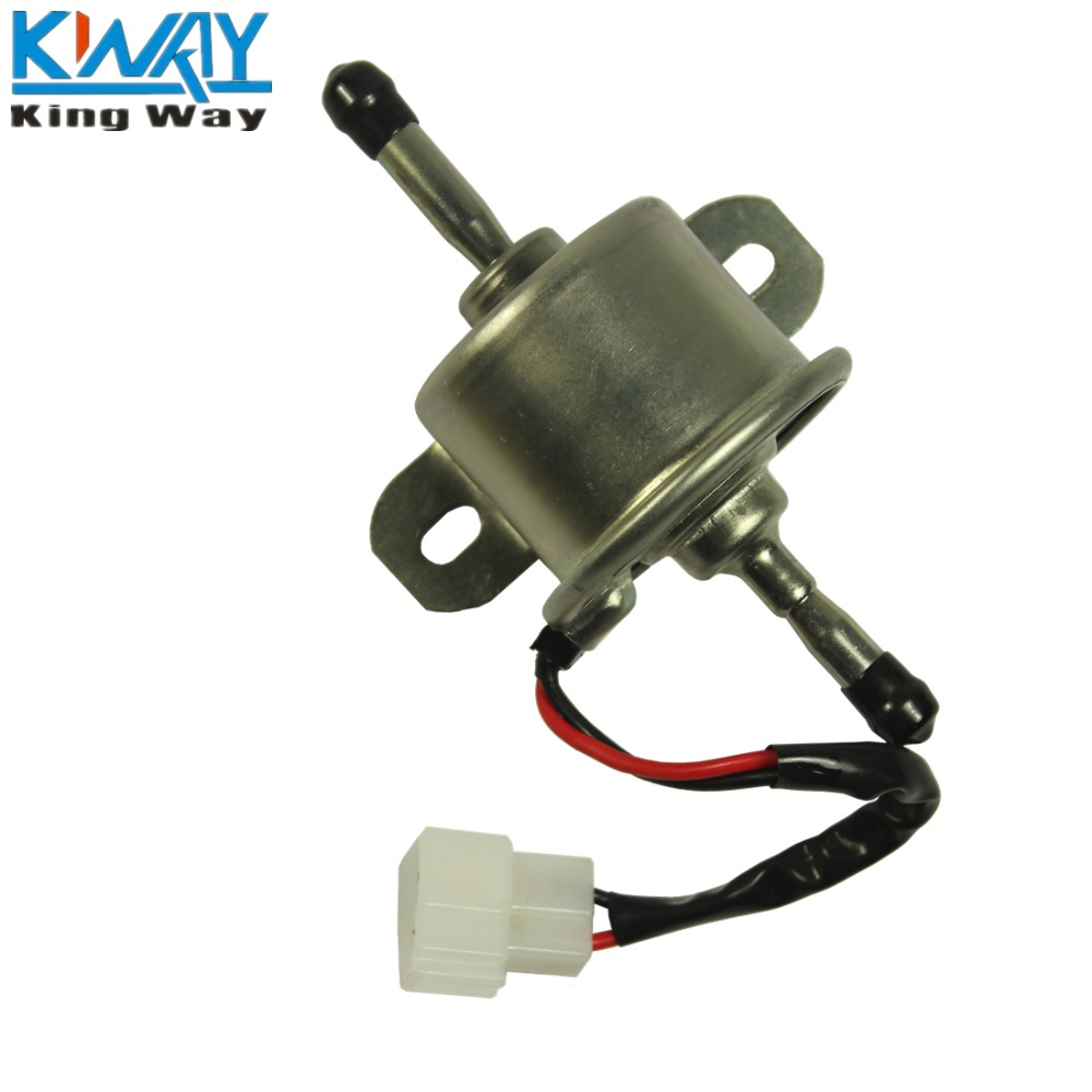 Free Shipping King Way Electric Fuel Pump For John Deere Gator Hpx 2020 Wiring Harness Pro 4020 Am876265 In Pumps From Automobiles Motorcycles On