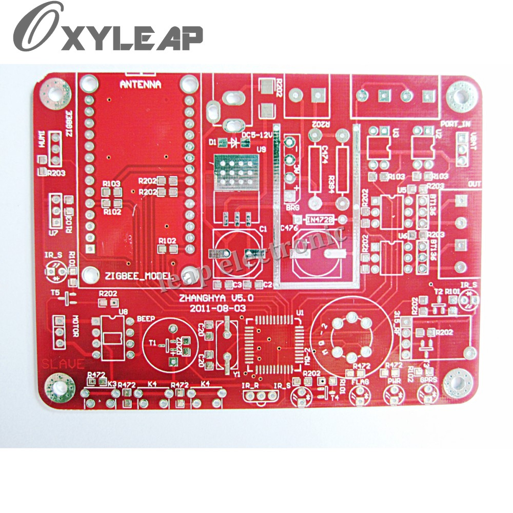 Multiplayer Printed Circuit Board4 Layer Pcb Manufacturerprinted China Board Assembly Rigid A Double Manufacture 4 Prototype Baord
