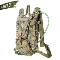 2.5L Water Bag Sport Camelback Tactical Camel bag Backpack Hydration Military Camouflage Pouch Rucksack Camping Pack Bicycle Bag