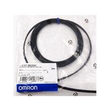 цена на Brand New OMRON Fibre Optic Sensor E32-DC200 Photoelectric Sensor Switch Induction Switch Hot On Sale