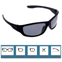 1Pc Mens Polarized Sunglasses Driving Cycling Glasses Sports Outdoor Fishing Eyewear