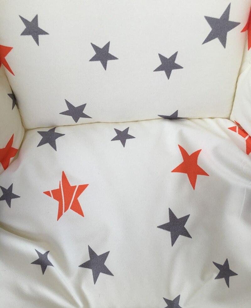 Купить универсальный мягкий хлопковый коврик для детской коляски сиденье