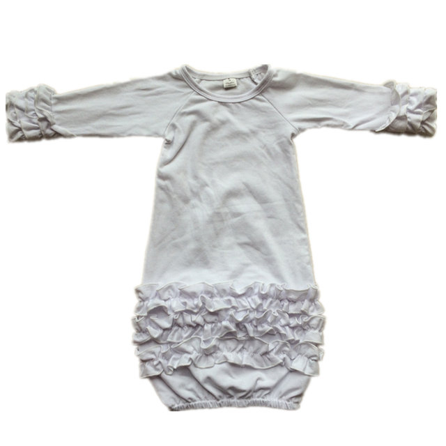 Excellent Newborn Sleeping Gowns Photos - Wedding Dresses From the ...