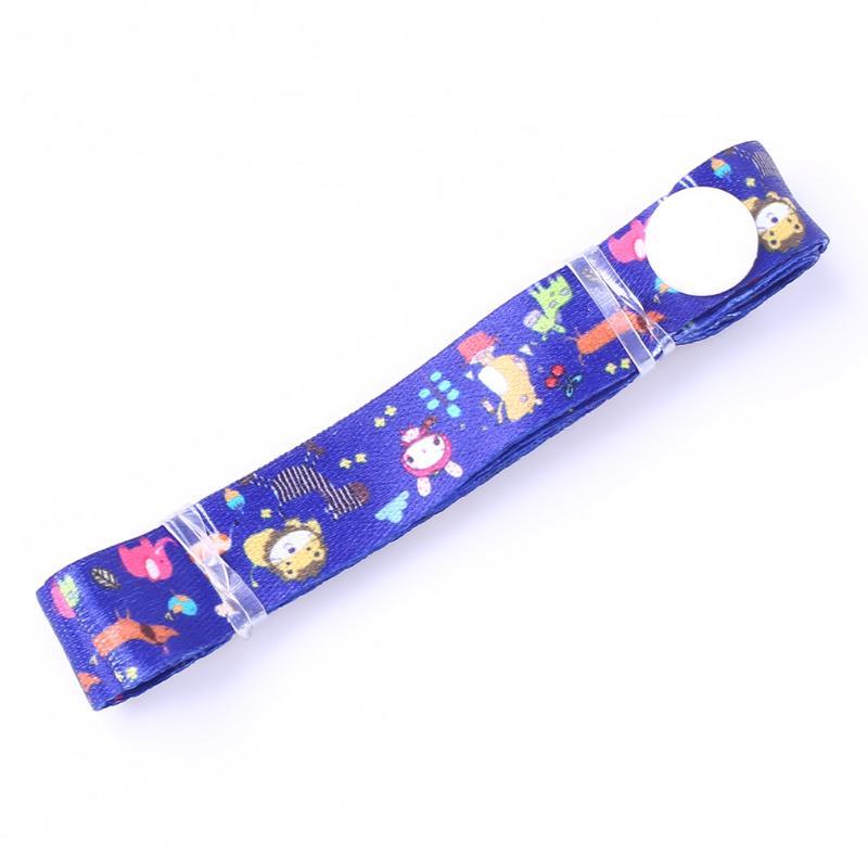 1 шт. разноцветная игрушка для малыша анти-потеря группа фиксированные игрушки фиксируемая для коляски ремешок для аксессуаров держатель привязать ремень соска зажимы Детские вожжи-ходунки - Цвет: Zoo