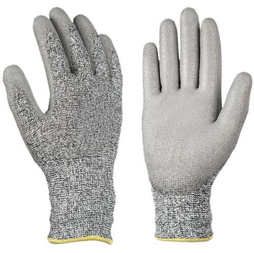Level 5 Cut Resistant Gloves Anti- cut anti-puncture wear protective gloves cut resistant Wang wang chun 9x3 5 5