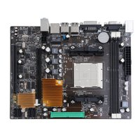 A780 Practical Desktop PC Computer Motherboard Mainboard AM2 AM3 Supports DDR3 Dual Channel 16G 1600 / 1333 / 1066MHz