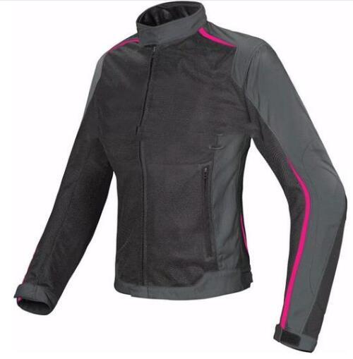 Dain D-DRY femmes veste de Moto Moto GP veste de course hommes été maille veste d'équitation avec protecteurs pour YAMAHA KAWASAKI équipe