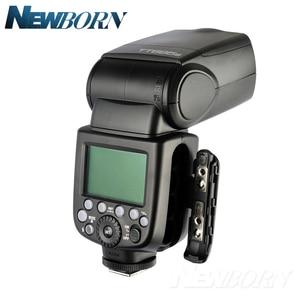 Image 3 - Godox TT685N TTL فلاش كاميرا 2.4GHz عالية السرعة 1/8000s GN60 + Xpro N TTL الارسال اللاسلكي لنيكون D7500 D850 D500 D4 + هدية